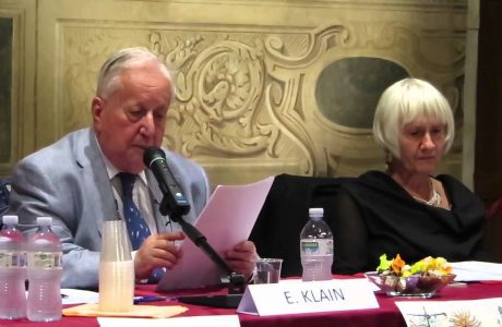 """Eduard Klain: """"Oltre il linguaggio dell'odio"""""""