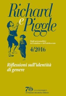 Richard e Piggle, 4/2016 1