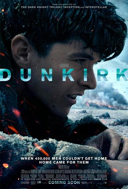 Dunkirk di C. Nolan. Commento di A. Moroni