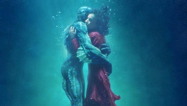 """""""La forma dell'acqua"""" di Guillermo del Toro. Commento di Elisabetta Marchiori"""