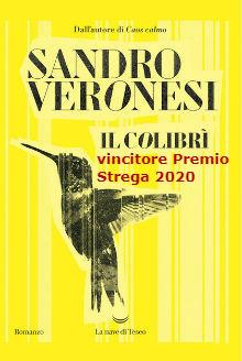 """""""Il Colibrì"""" di S. Veronesi. Recensione di M. Pappa"""