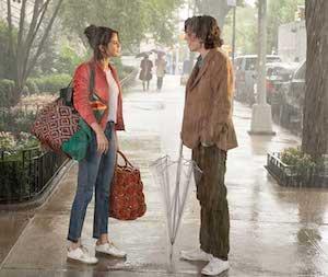 """""""Un giorno di pioggia a New York"""" di W. Allen. Commento di A. Moroni"""