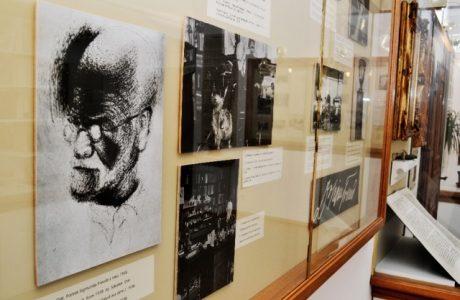 Sala memoriale di Sigmund Freud nel Museo di Novojičínsko a Příbor. Foto Petra Vidomusová