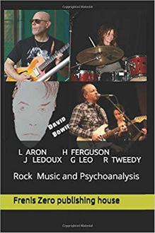 """Rock Music and Psychoanalysis"" di Aron, Ferguson... Recensione di G. Riefolo"