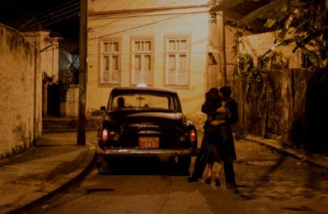 La vita invisibile di Eurídice Guismão