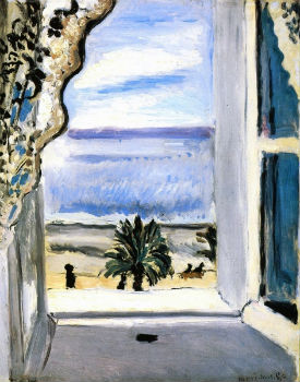 Henri Matisse: The Open Window