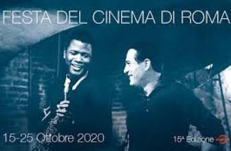 Festival del Cinema di Roma 15-25 ottobre 2020