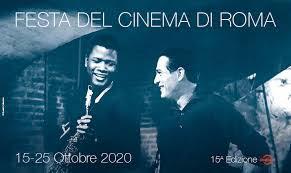 Festa del Cinema di Roma 15-25 ottobre 2020