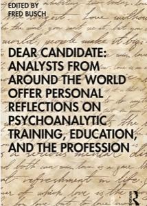 """""""Dear Candidate"""" di F. Busch"""