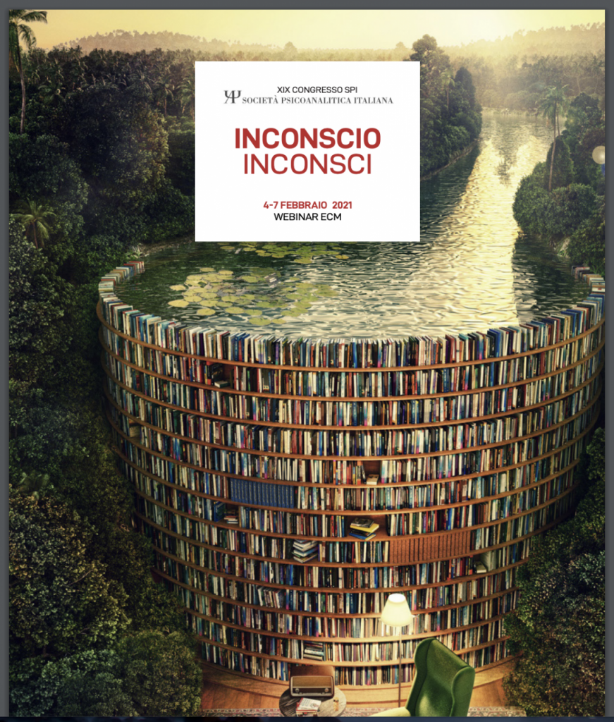 XIX Congresso Nazionale Online: Inconscio/Inconsci, 4-7 febbraio 2021