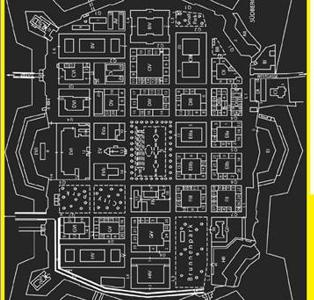 Immagine tratta da Terezin. Il ghetto-modello di Eichmann di B. Murmelstein. Editrice La Scuola, 2013