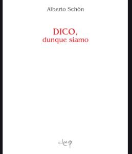 """""""DICO, dunque siamo"""" di A. Schön. Recensione di D. Lisciotto"""