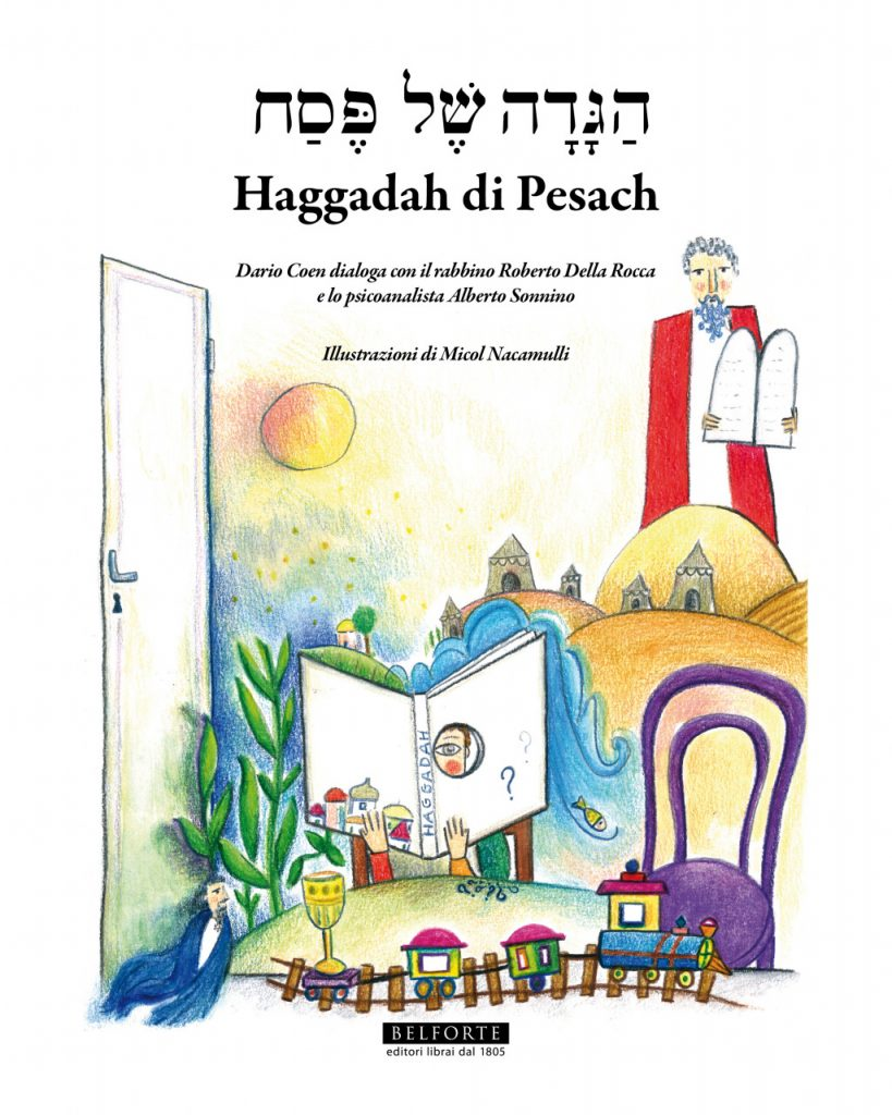 """""""Haggadah di Pesach"""" a cura di D. Coen, R. Della Rocca, A. Sonnino"""
