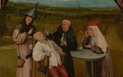 H.Bosch, La pietra della follia, 1494