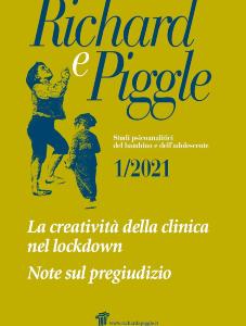 Richard e Piggle 1/2021