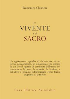 """""""Il vivente e il sacro""""  di D. Chianese. Recensione di L. Spanò"""