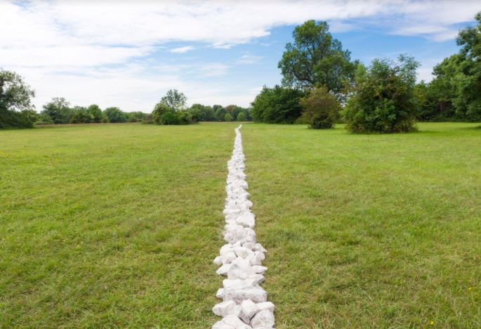 Richard Long 2015 Boyhood line