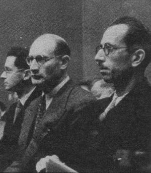 Nicola Perrotti con Edoardo Weiss