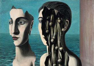 Renè Magritte, Il doppio segreto - 1927