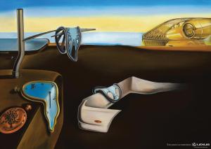 Salvador Dalí, La persistenza della memoria - 1931