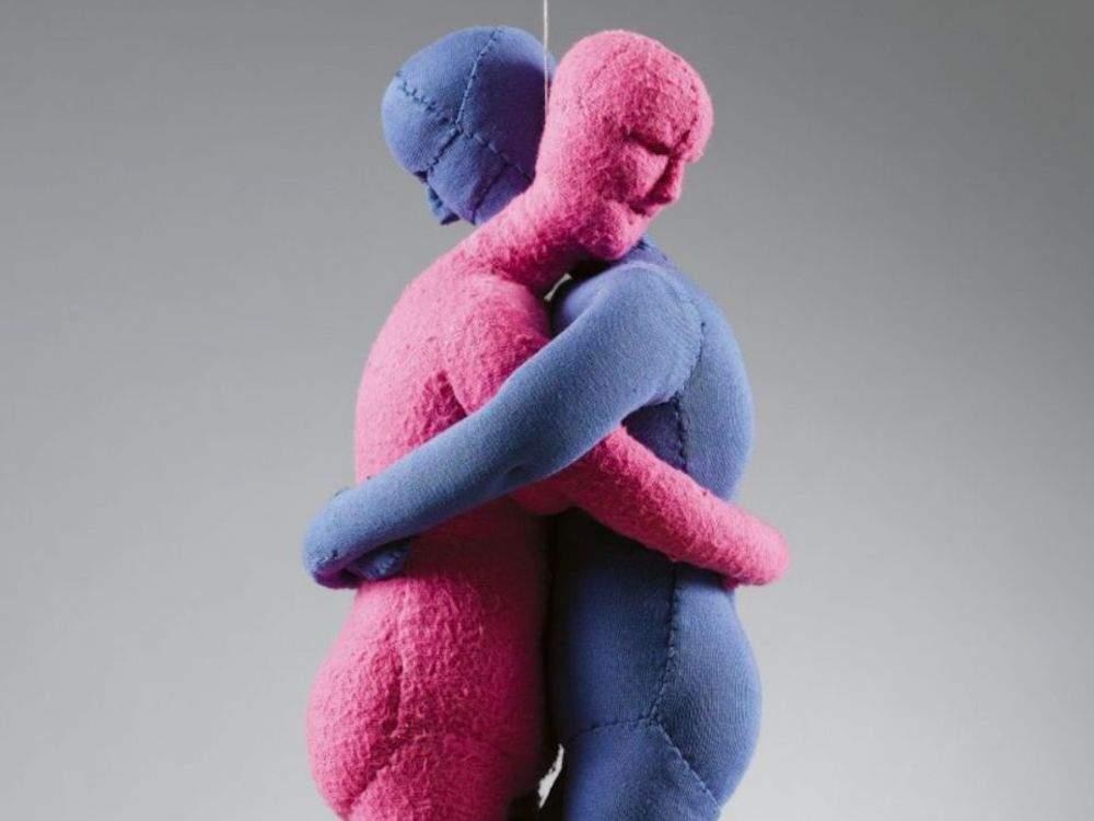 Louise Bourgeois, «Couple», 2004