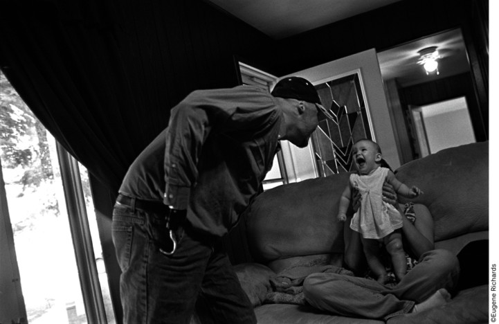 Eugene Richards War is personal