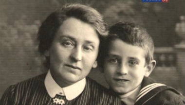 grossman with_mother
